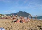 Sabaudia, spiaggia e promontorio del Circeo