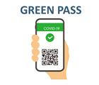 icona di un cellulare con controllo del green pass