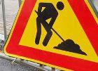 segnale di chiusura al traffico per lavori