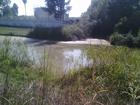 un tratto del fiume Sisto