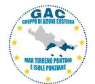 """Logo del GAC - Gruppo di Azione Costiera """"Mar Tirreno Pontino e Isole Ponziane"""""""