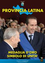 """E' uscita la prima edizione del Magazine """"Provincia Latina"""""""