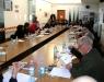 Immagine di una seduta di Giunta riunita per deliberare