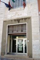 Ingresso della sede distaccata di Via Don Giovanni Minzoni