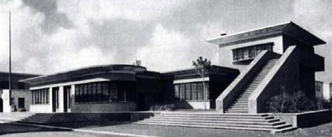 Rinasce il palazzo delle poste di angiolo mazzoni a for Architettura fascista in italia