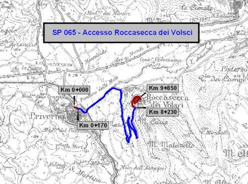 S.P. Roccasecca dei Volsci