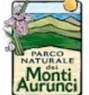 il logo del Parco Regionale dei Monti Aurunci