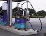 Pompa distributore metano